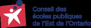 Logo et lien vers le site du Conseil des écoles publiques de l'Est de l'Ontario
